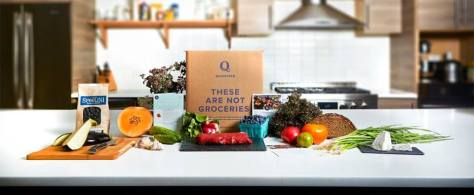 Quinciple Brings Groceries to Your Door
