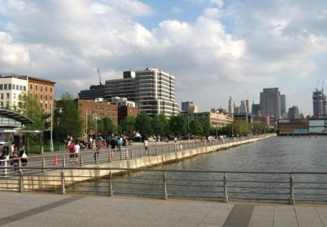 Developers, advocates debate future for Sandy-damaged Hudson River Park