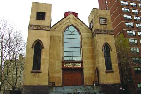 Landmarked Russian Jewish synagogue faces demolition