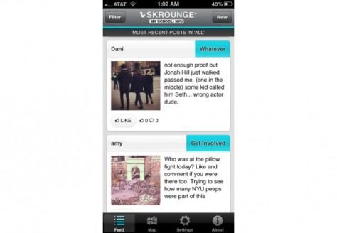 Students develop NYU event aggregator app