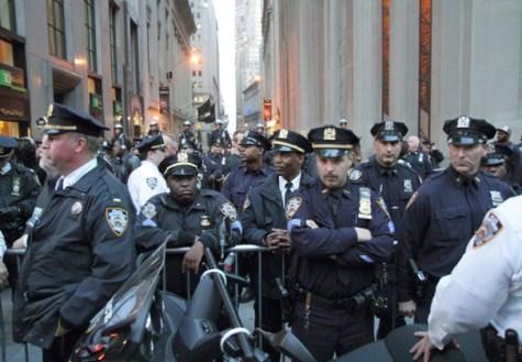 Violent crime rises in lower Manhattan