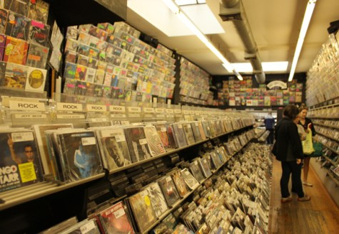 Local record stores branch out to survive