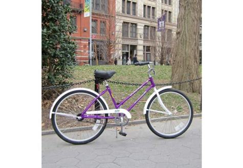 City-wide bikeshare program coming in May