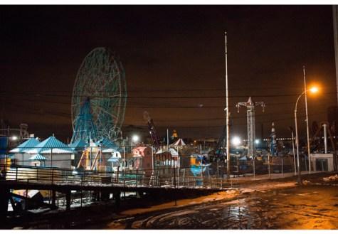 Coney Island reopens after Hurricane Sandy devastation
