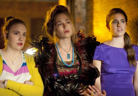 'Girls': two-faced vs. down-to-earth