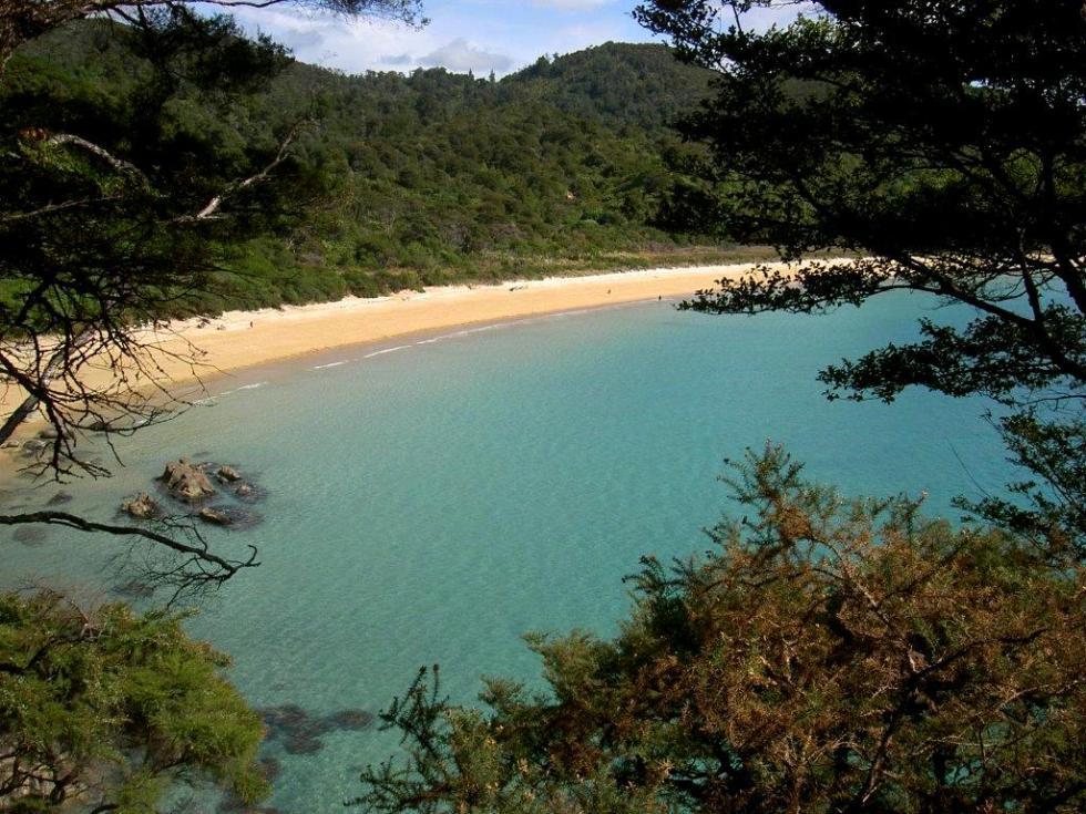 Golden Bay Abel Tasman New Zealand