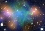 Quase todo o universo é formado por energia e matéria escura, ainda indetectáveis para nossos