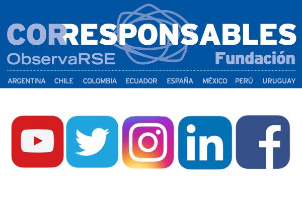 25 cuentas RSC y sostenibilidad