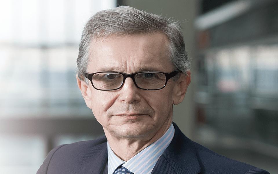 El director general de Comunicación de Endesa, Alberto Fernández