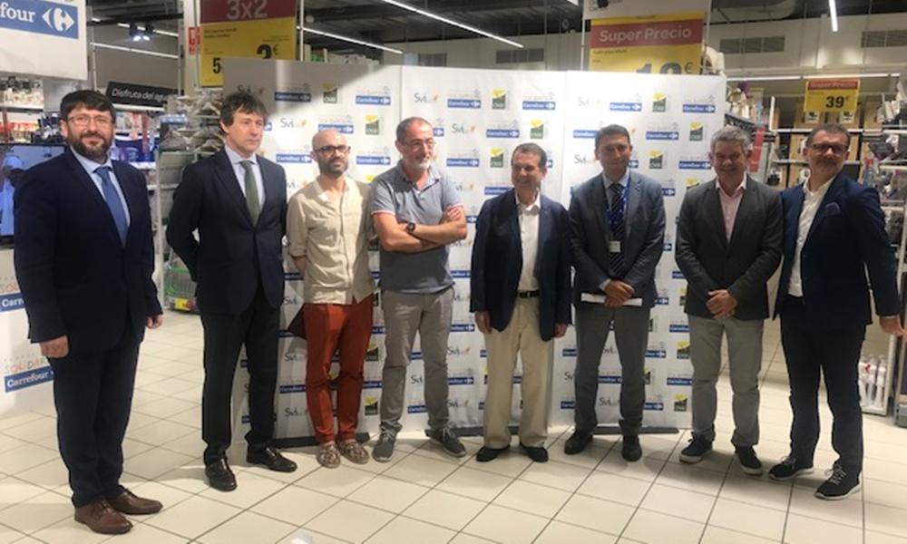 La Lengua de Signos, integrada en 82 hipermercados Carrefour