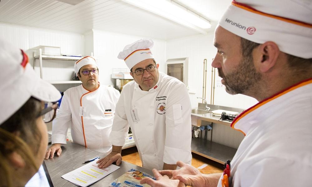 Serunion Educa lanza el 'Club Nutrifriends', un proyecto para enseñar a los niños a comer de forma saludable para su futuro