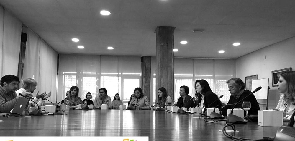 Primer Encuentro de profesionales de la RSC dirigida a la familia.