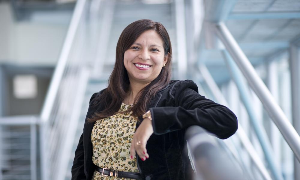 Julianna Ramírez Lozano, docente universitaria, investigadora del Instituto de Investigación Científica y asesora del área de responsabilidad social de la Universidad de Lima (Perú)