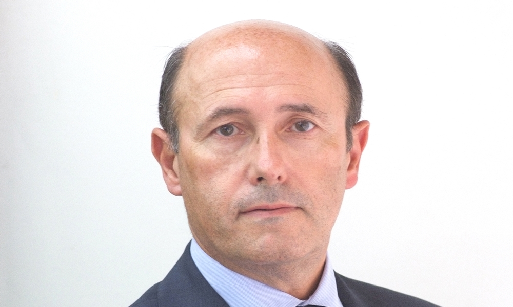 Francisco Javier Garayo, director general de Spainsif
