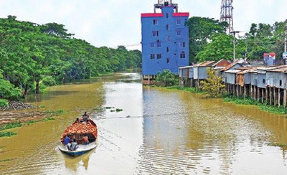 Image result for encroaching of Bangladesh rivers