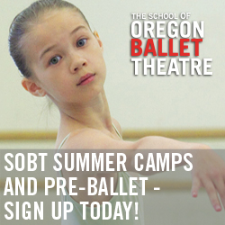 School of OBT Summer Camp Registration