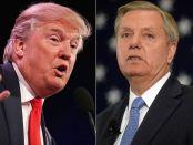Donald Trump declares war on Lindsey Graham