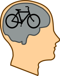 Bicycle for Our Minds, image thanks to OpenClipart,org and .