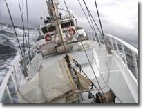 yacht australis cape horn