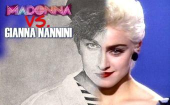 Gianna Nannini vs. Madonna