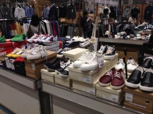 ワールドアトリエセール靴