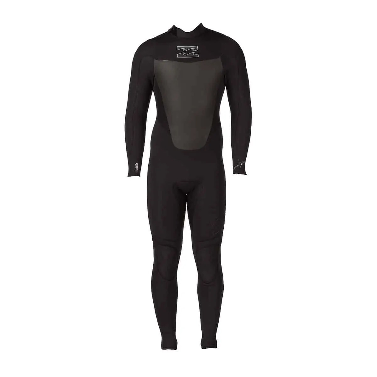 55% de descuento. Oferta en Surf. Billabong Trajes de neopreno – Billabong Foil 5/4mm Back Zip Neopreno – Black/Black/Black