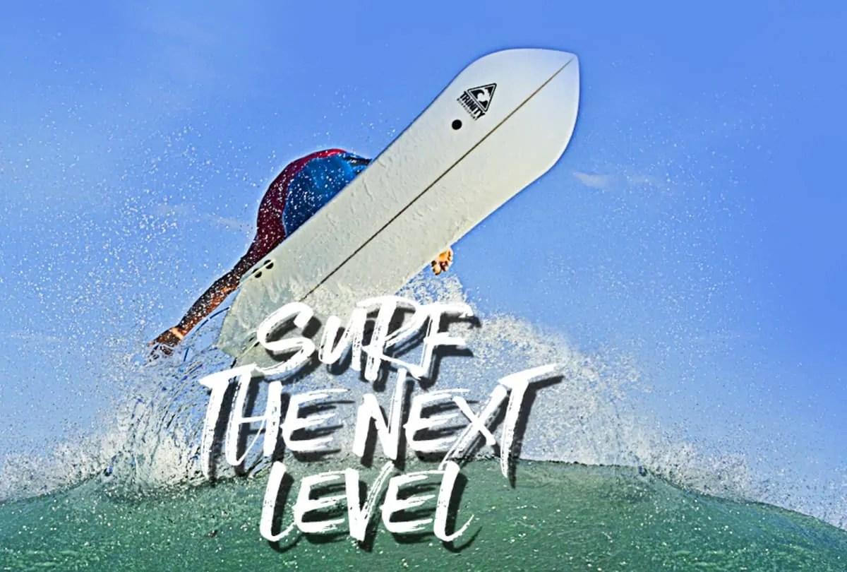 La tabla que va revolucionar el Surf…a precio de Saldo!