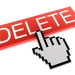 red-delete-button