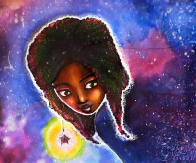 Ananke, série cosmique