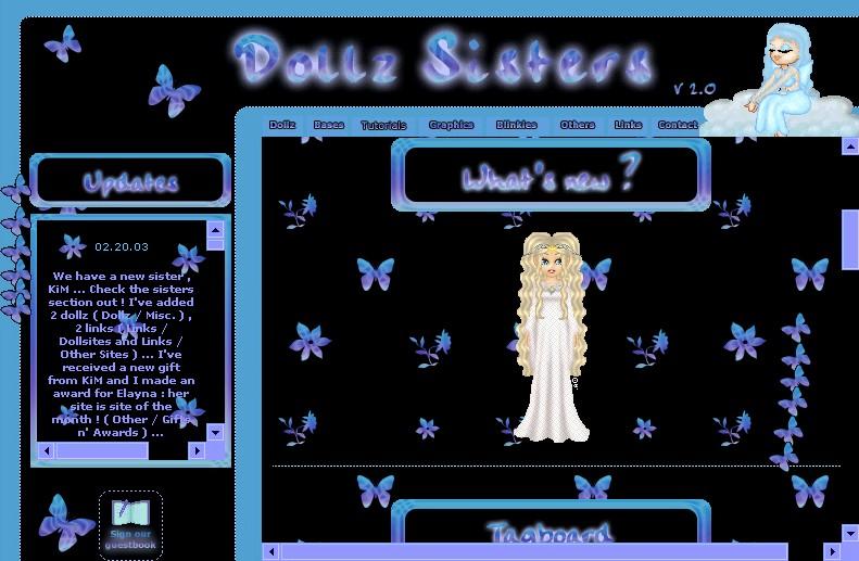 Dollz sisters