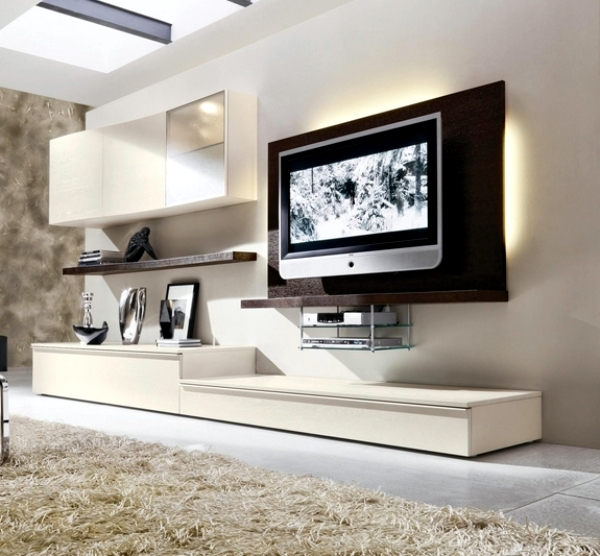 contemporary wall units call diversity through modular concepts hall furniture designs i
