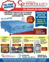 Comercial Portillo el salvador ofertas pre feria navideña - 15nov13