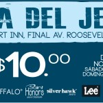 FERIA del JEANS hotel confort inn - 15nov13