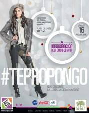 MULTIPLAZA #TePropongo que celebres la llegada de navidad