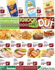 Super Selectos KNOCKOUT de precios - 15nov13