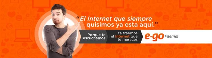 El internet que siempre quisite EGO el salvador
