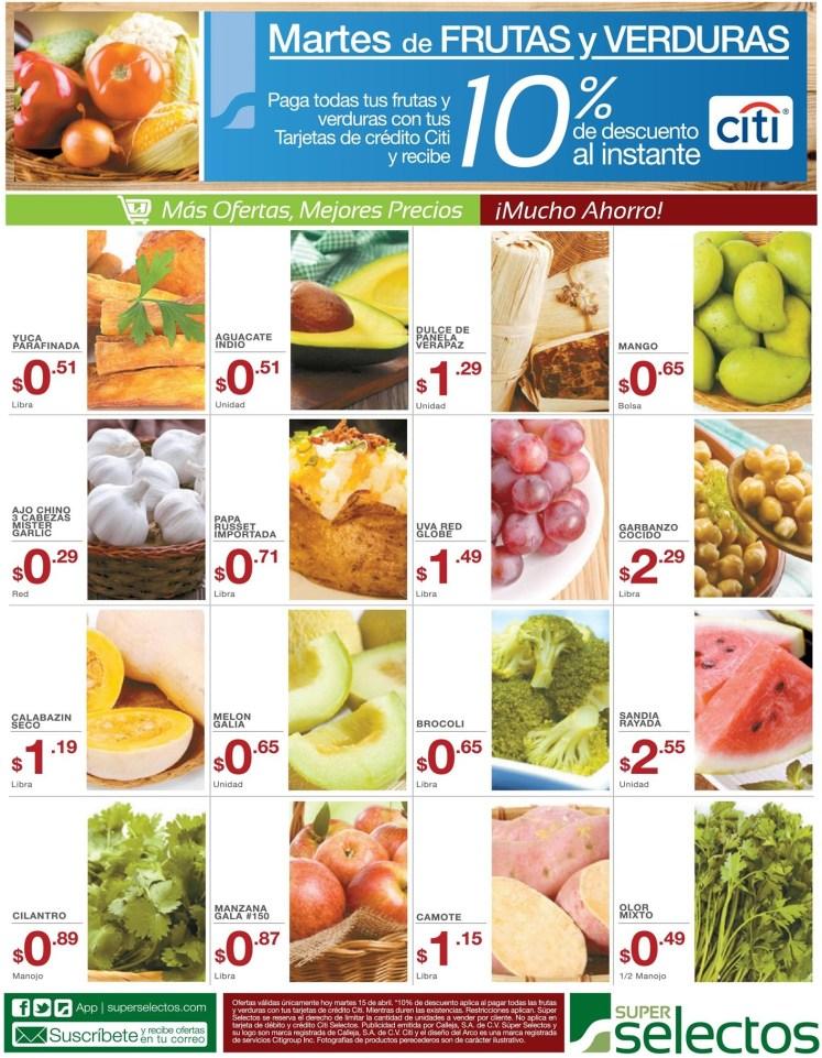 Aguacate Indio perejil limon DESCUENTO - 15abr14