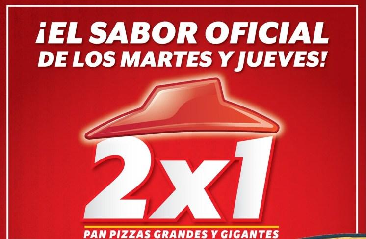 PIZZA HUT el salvador promociones 27may14