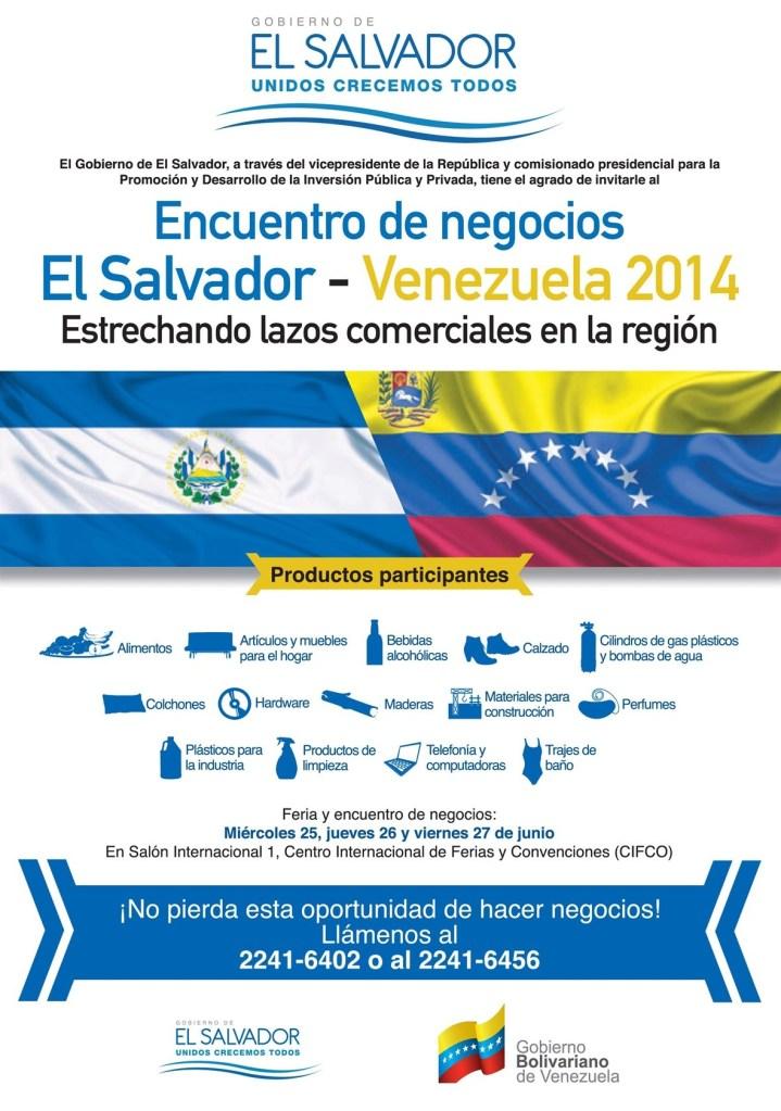 CIFCO productos comerciales desde VENEZUELA - 25jun14