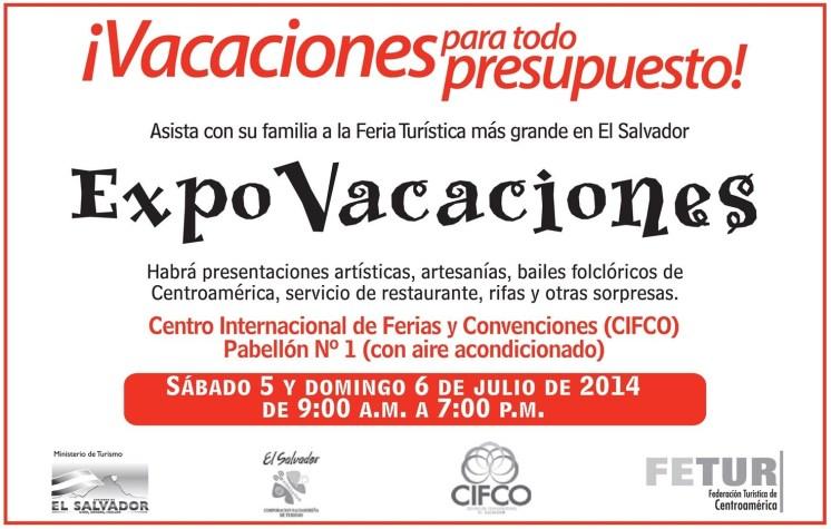 EXPO Vacaciones para todo presupuesto CIFCO