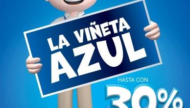 LA VIÑETA AZUL desceuntos la curacao - 20jun14