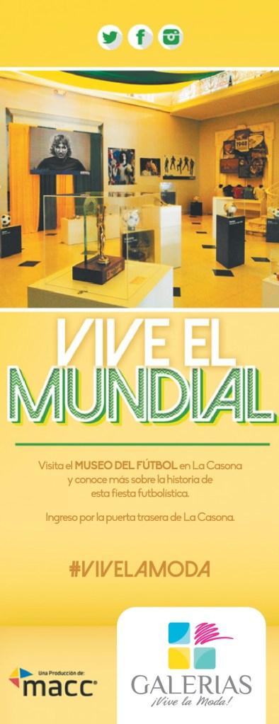 MUSEO del FUTBOL galerias escalon - 16jun14