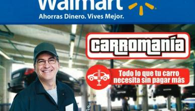 Promociones WALMART CARROMANIA jul-14