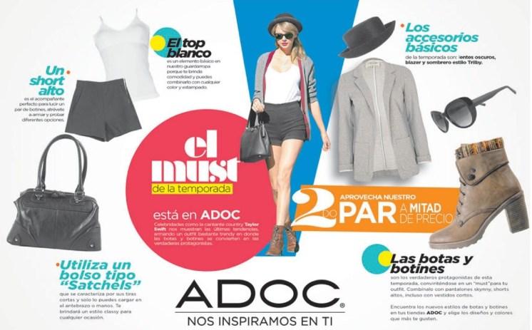 TIPS de moda ADOC mas promocion mtad de precio - 27jun14