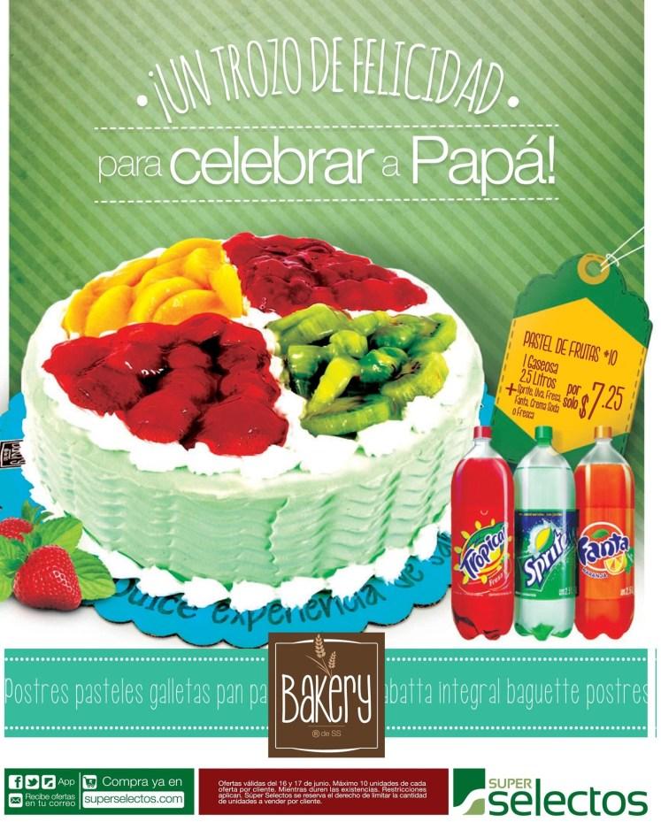 Un trozo de felicidad para PAPA bakery  promotions - 16jun14