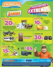 FRIDAY descuentos extremos Almacnes Tropigas - 29ago14
