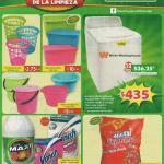 Maxi feria de LIMPIEZA ofertas variedad y ahorro - 26sep14