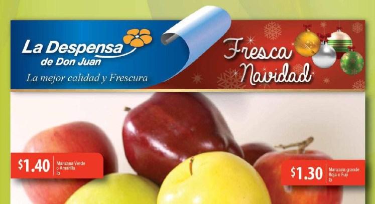 guia de compras no 13 DESPENSA DE DON JUAN ofertas nov14