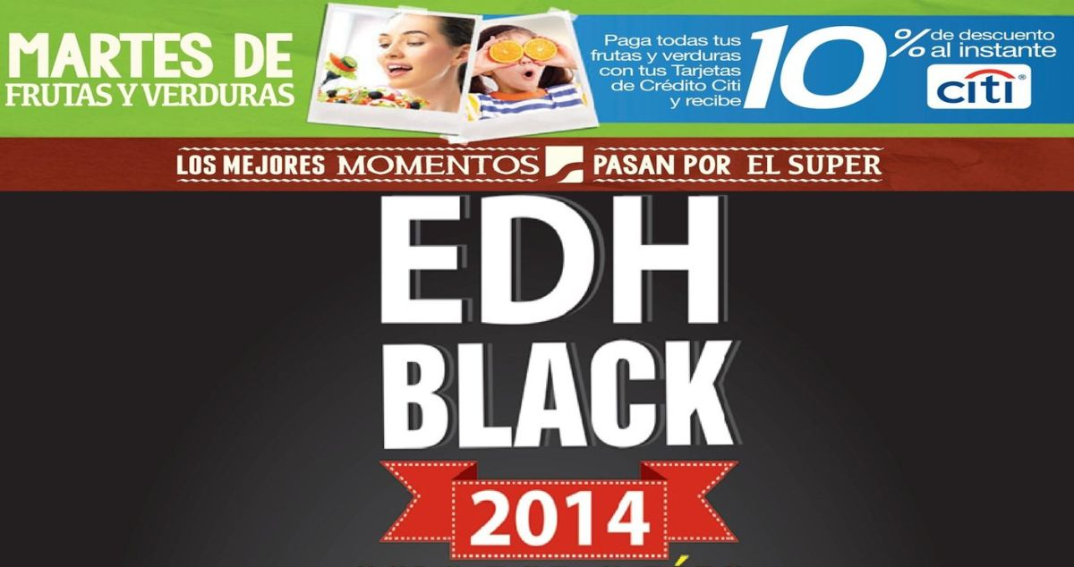 Martes BLACK WEEK promotions (25-nov-14)