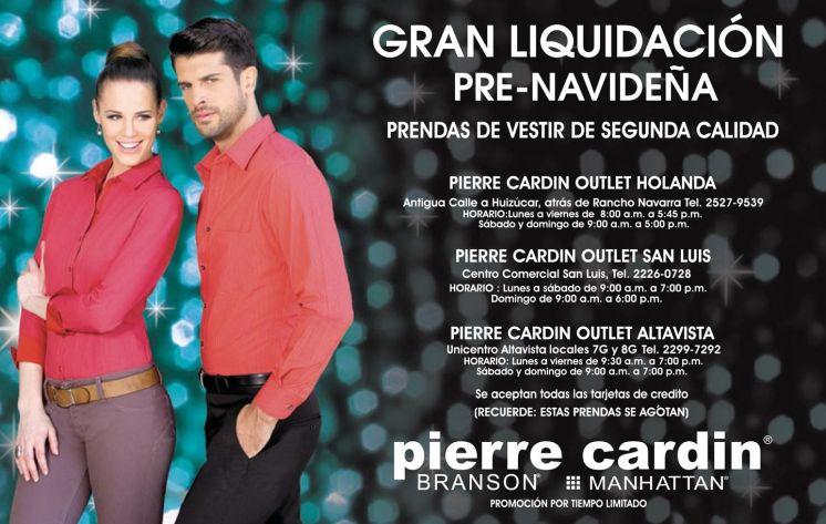Ropa GRAN liquidacion pre navideña - 13nov14